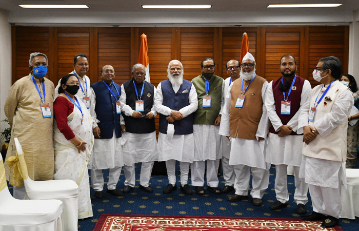 During his visit, PM Modi met with political leaders from Bangladesh to discuss diverse issues of India-Bangladesh bilateral relations