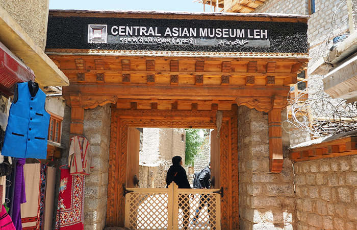 The Central Asian Museum boasts a stellar collection of artefacts and manuscripts from Central Asia, Tibet and Kashmir dating back to the 18th and 19th centuries;